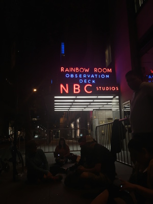 the tonight show, standby
